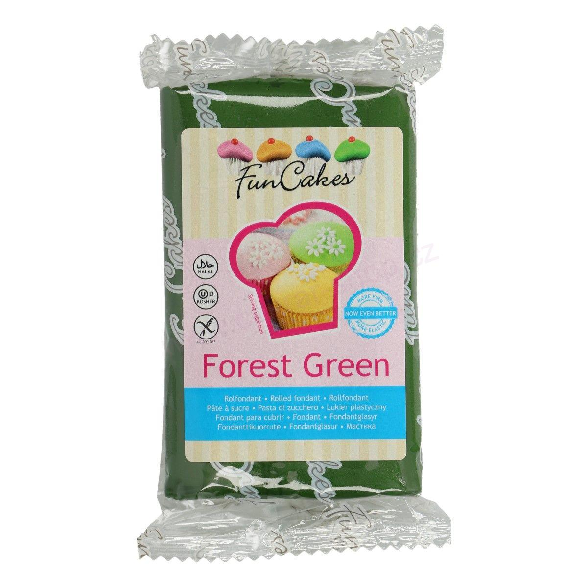 FunCakes Forest Green 250g