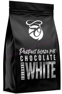 Perfect Glaze Chocolate mix WHITE 300g