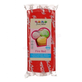 FunCakes Fire Red 1kg