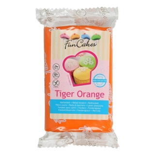 FunCakes Tiger Orange 250g
